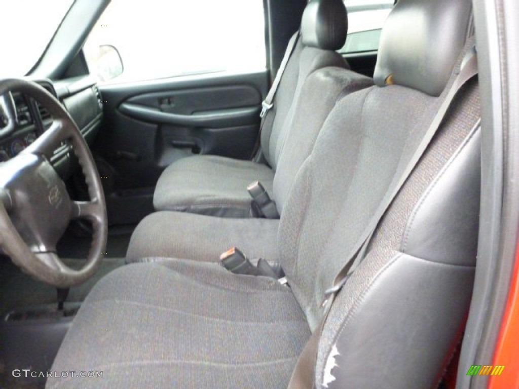 1999 Chevrolet Silverado 1500 Extended Cab 4x4 Interior Color Photos