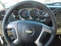 Ebony Steering Wheel Photo for 2013 Chevrolet Silverado 1500 #76245245