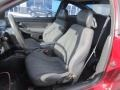 2000 Cayenne Red Metallic Chevrolet Cavalier Coupe  photo #7