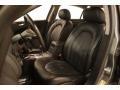 Ebony 2007 Buick Lucerne Interiors