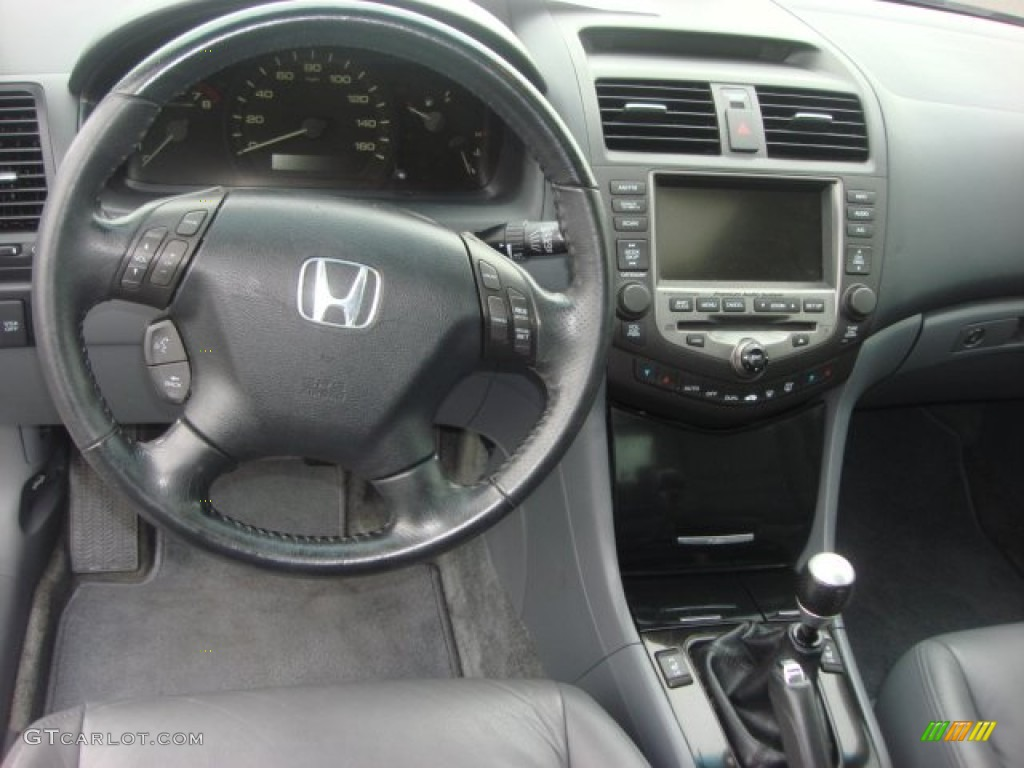 2006 Honda Accord Ex L V6 Sedan Dashboard Photos