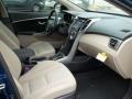 Beige Dashboard Photo for 2013 Hyundai Elantra #76264421