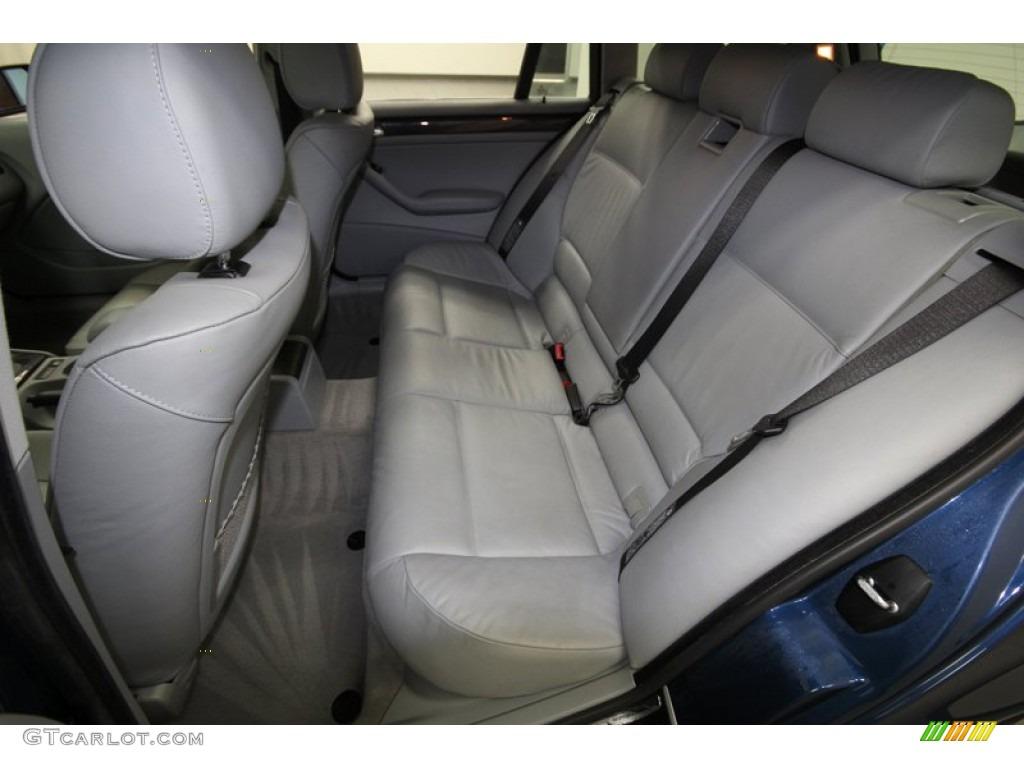 Grey Interior 2004 Bmw 3 Series 325i Wagon Photo 76264928