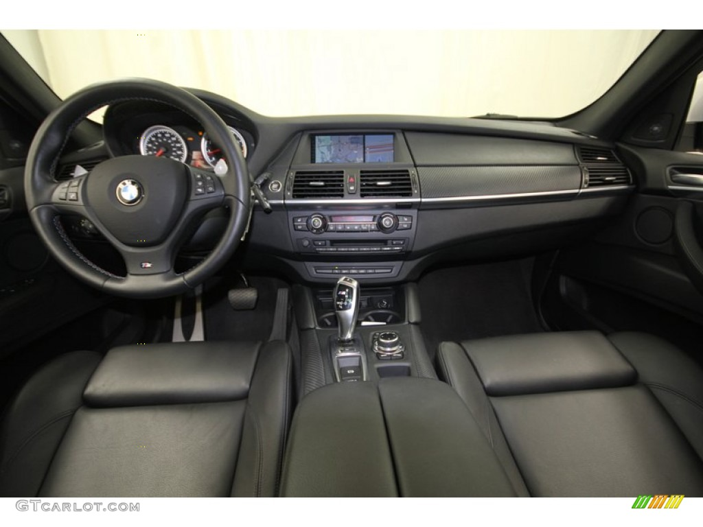 2012 bmw x6 m standard x6 m model dashboard photos. Black Bedroom Furniture Sets. Home Design Ideas