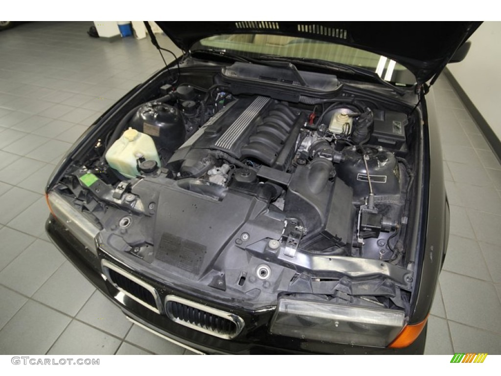 1998 Bmw 3 Series 323is Coupe Engine Photos