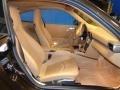 2008 Macadamia Metallic Porsche 911 Carrera 4 Coupe  photo #25