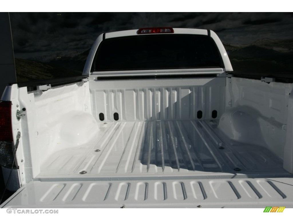 2013 Tundra Platinum CrewMax 4x4 - Super White / Graphite photo #8