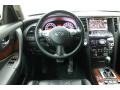 2010 Infiniti FX Graphite Interior Dashboard Photo