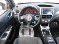 2009 Subaru Impreza Graphite Gray Alcantara/Carbon Black Leather Interior Dashboard Photo