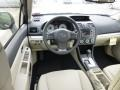Ivory Dashboard Photo for 2013 Subaru Impreza #76309151