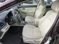 Ivory Front Seat Photo for 2013 Subaru Impreza #76309157
