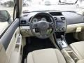 Ivory Dashboard Photo for 2013 Subaru Impreza #76310010