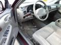 Medium Gray 2004 Chevrolet Impala Interiors
