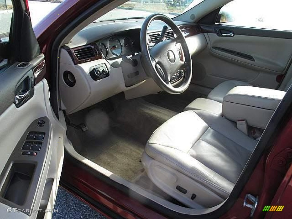 Neutral Beige Interior 2006 Chevrolet Impala Lt Photo 76318799