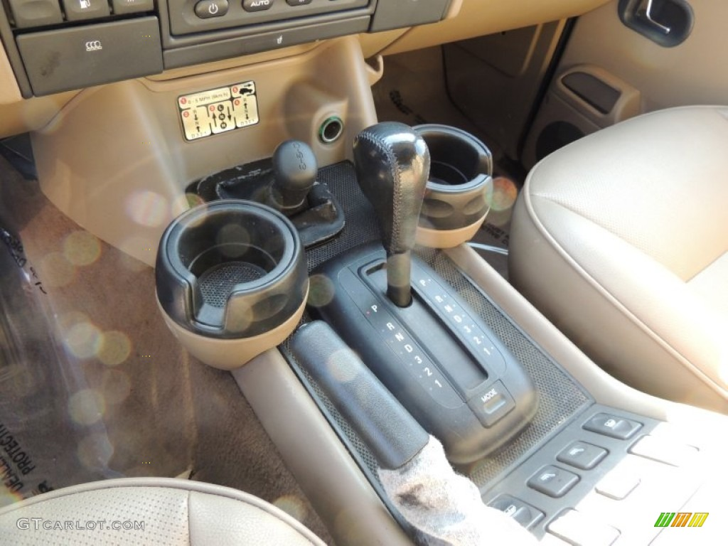 2001 Land Rover Discovery Ii Sd Transmission Photos