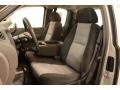 Dark Titanium Front Seat Photo for 2008 Chevrolet Silverado 1500 #76321460