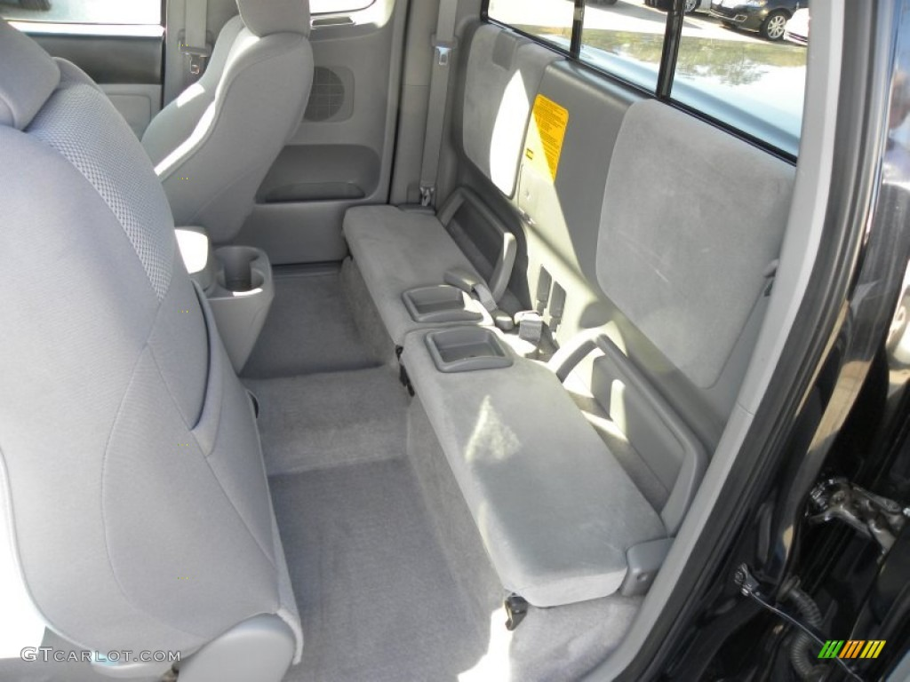2008 Toyota Tacoma X-Runner Rear Seat Photos | GTCarLot.com