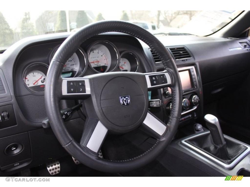 2010 Dodge Challenger Srt8 Steering Wheel Photos