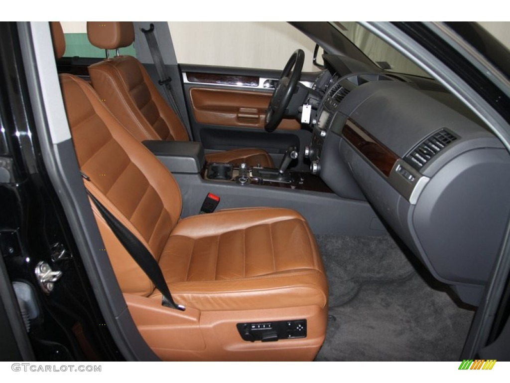 2004 Volkswagen Touareg V10 Tdi Interior Color Photos