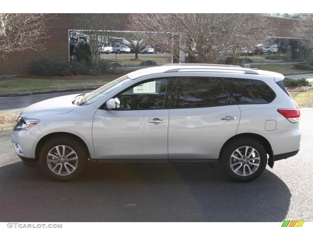 2013 brilliant silver nissan pathfinder sv 76332042 photo 8 2013 pathfinder sv brilliant silver charcoal photo 8 vanachro Image collections