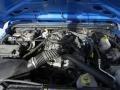 2011 Cosmos Blue Jeep Wrangler Sport 4x4  photo #14