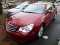 Inferno Red Crystal Pearl 2007 Chrysler Sebring Gallery
