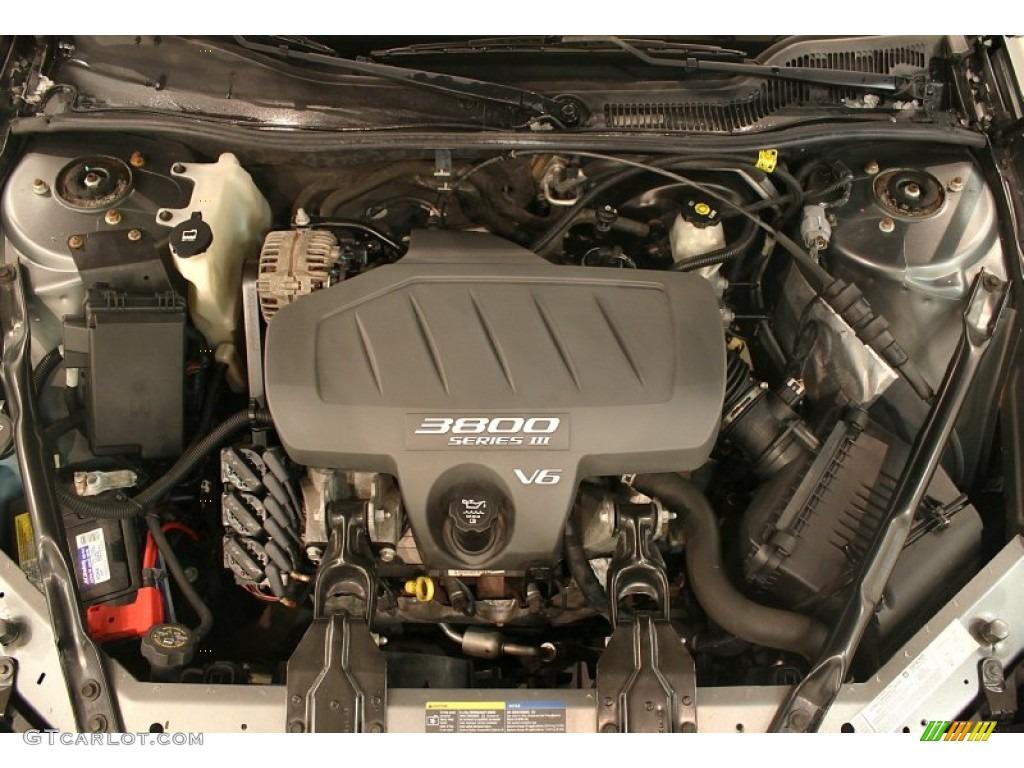 2005 Pontiac Grand Prix Sedan Engine Photos | GTCarLot.com