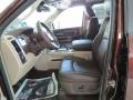 2013 1500 Laramie Longhorn Crew Cab Canyon Brown/Light Frost Beige Interior