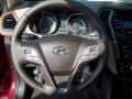 Beige Steering Wheel Photo for 2013 Hyundai Santa Fe #76373263