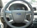2011 Bordeaux Reserve Metallic Ford Fusion SEL V6  photo #9