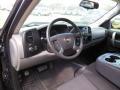 Dark Titanium Prime Interior Photo for 2010 Chevrolet Silverado 1500 #76374880