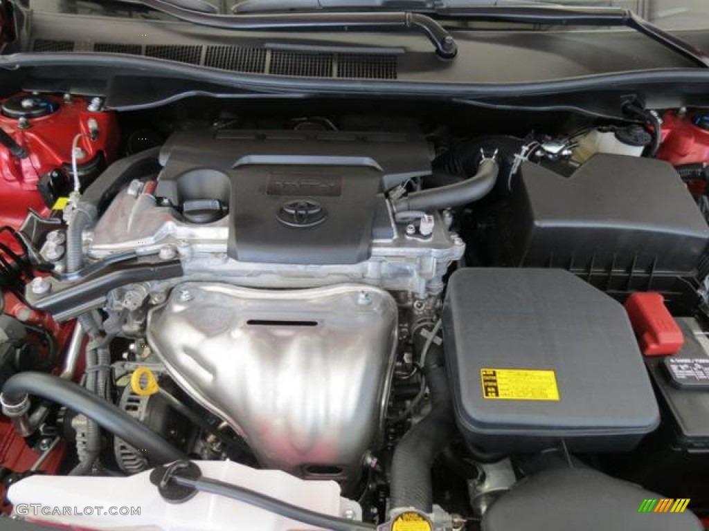 2013 Toyota Camry SE 2.5 Liter DOHC 16-Valve Dual VVT-i 4 ...