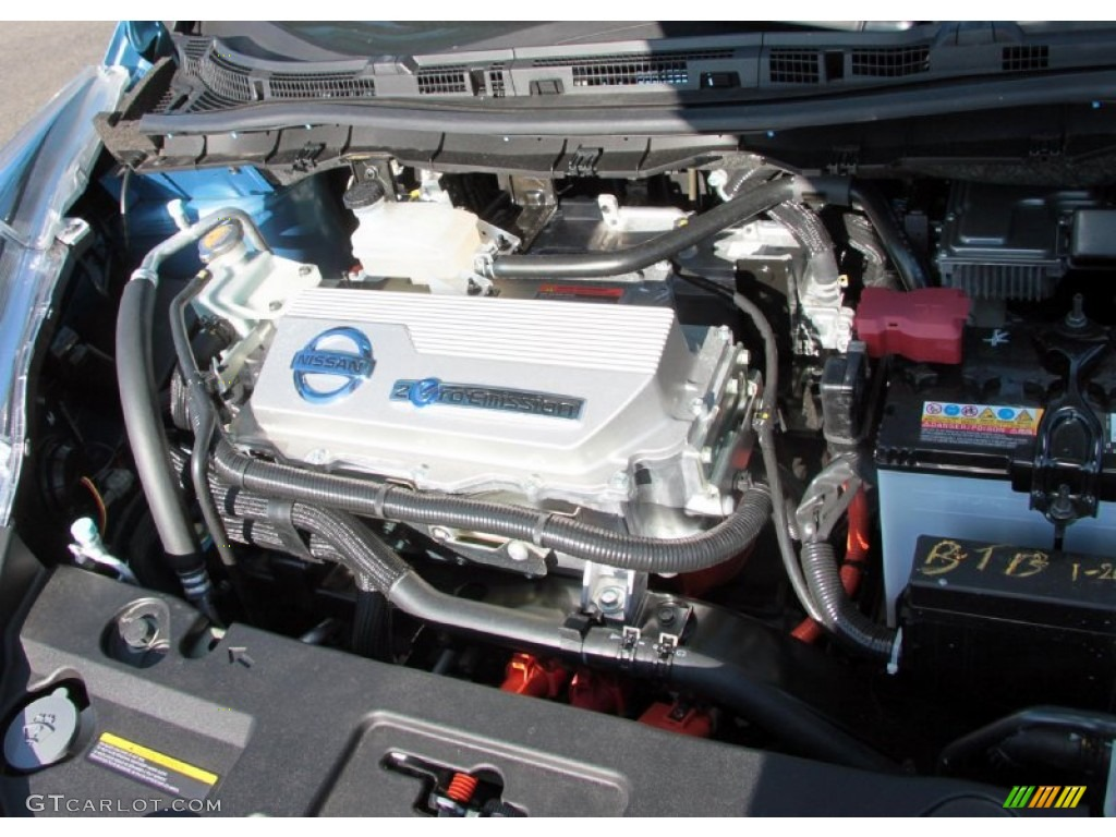 2012 Nissan LEAF SL 80 kW/107hp AC Syncronous Electric Motor Engine Photo #76384248