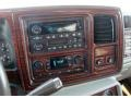 2003 Cadillac Escalade Shale Interior Controls Photo