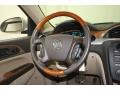 Cashmere/Cocoa Steering Wheel Photo for 2008 Buick Enclave #76390095