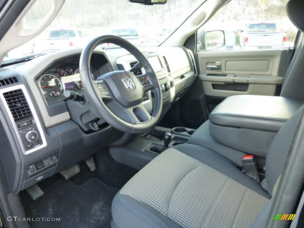 2012 Dodge Ram 2500 Hd Power Wagon Crew Cab 4x4 Interior Color Photos