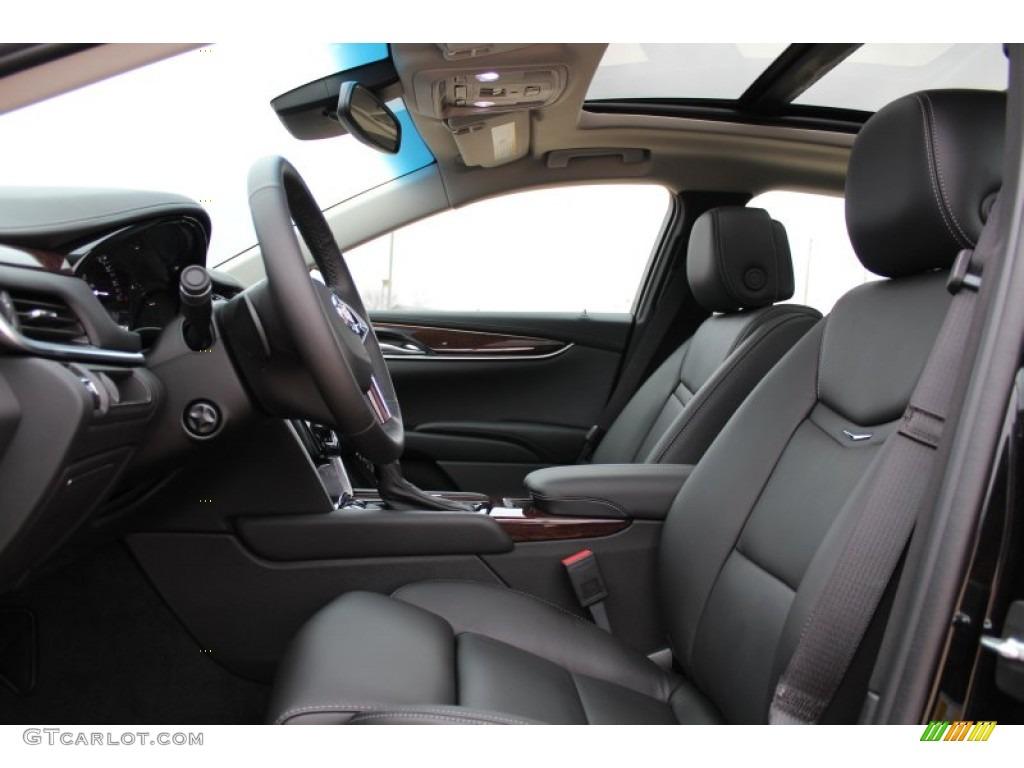 jet black interior 2013 cadillac xts luxury fwd photo. Black Bedroom Furniture Sets. Home Design Ideas