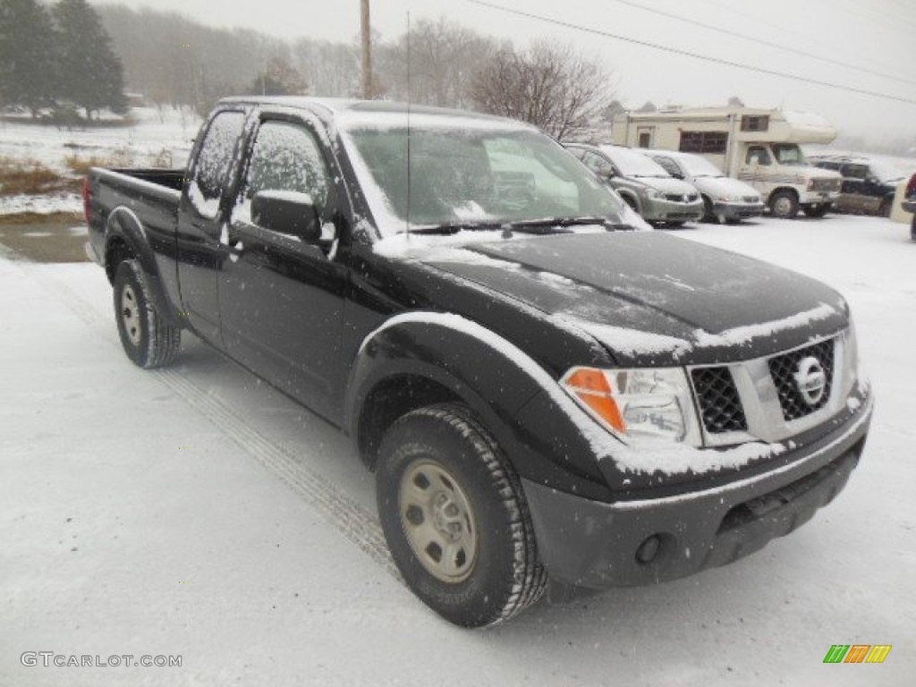 2005 super black nissan frontier xe king cab 76389162 gtcarlot super black nissan frontier vanachro Choice Image