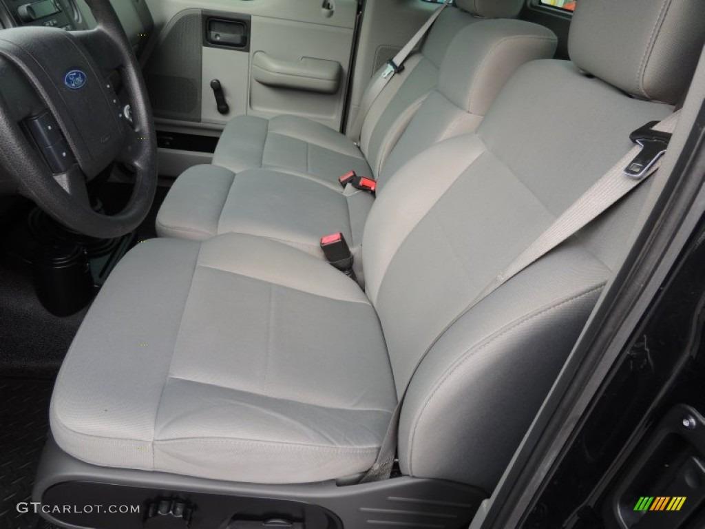 2007 ford f150 xl regular cab front seat photo 76404463. Black Bedroom Furniture Sets. Home Design Ideas