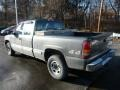 2000 Charcoal Gray Metallic Chevrolet Silverado 1500 LS Extended Cab 4x4  photo #10