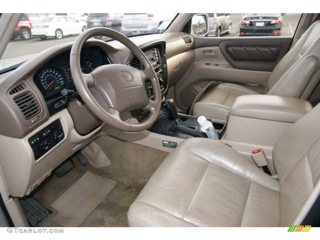 oak interior 1998 toyota land cruiser standard land cruiser model photo 76407273. Black Bedroom Furniture Sets. Home Design Ideas