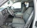 2013 Silver Ice Metallic Chevrolet Silverado 1500 LT Extended Cab 4x4  photo #16