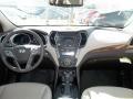 Beige Dashboard Photo for 2013 Hyundai Santa Fe #76408838