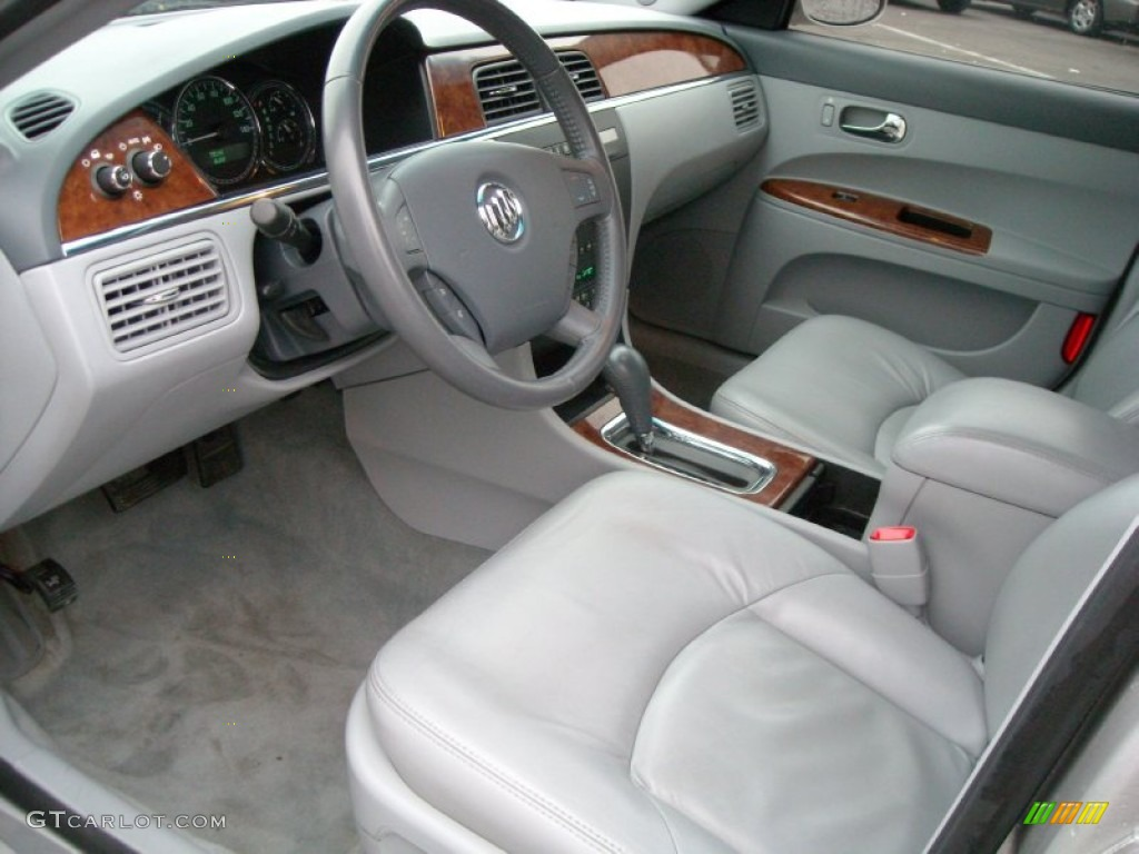 gray interior 2006 buick lacrosse cxl photo 76414535. Black Bedroom Furniture Sets. Home Design Ideas
