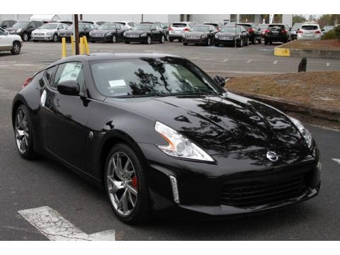 2013 Nissan 370Z Sport Coupe Data, Info And Specs