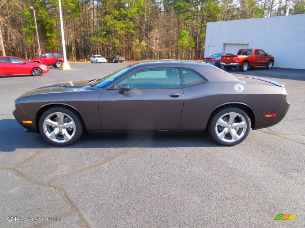 granite crystal metallic 2013 dodge challenger sxt plus. Black Bedroom Furniture Sets. Home Design Ideas