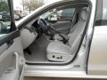 Moonrock Gray 2013 Volkswagen Passat Interiors