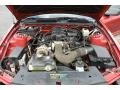 2006 Redfire Metallic Ford Mustang V6 Premium Coupe  photo #26