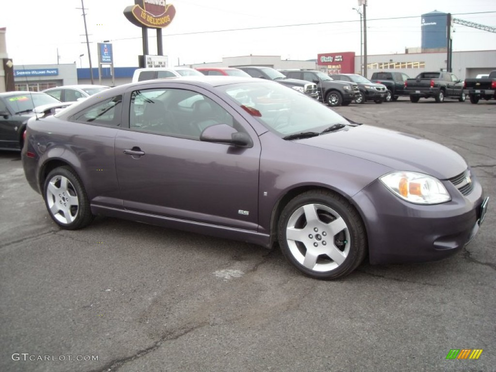 majestic amethyst metallic 2006 chevrolet cobalt ss coupe