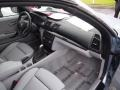 2009 BMW 1 Series Grey Boston Leather Interior Dashboard Photo